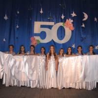 Танцювальний колектив середньої групи