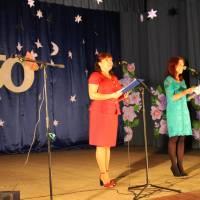 Ведучі - Пустовар Наталія та Сідельнікова Аліна