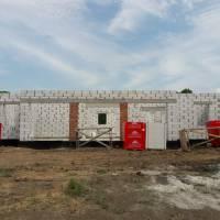 В с.Новомиколаївка затверджено та розпочато будівництво  об'єкту охорони здоров'я  «Амбулаторія загальної практики сімейної медицини»