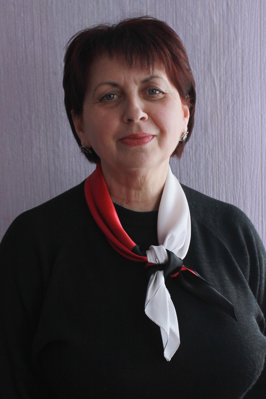 Облонська Олена Дмитрівна