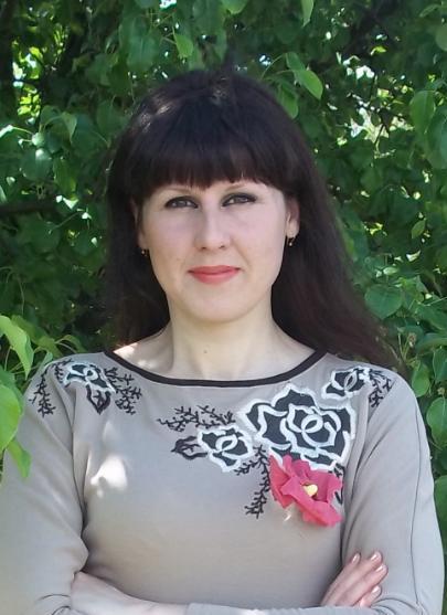 Кривицька Юлія Вікторівна