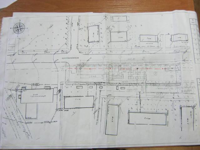 План реконструкції базару в Більмаку