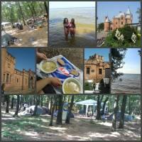 Чудовий відпочинок на березі Каховського водосховища