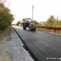 Будівництво дороги по вулиці Джерельна, Вершина 2