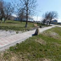 Тротуарна доріжка від Смирновської СР до зупинки