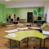 Перший клас Олексіївського НВК (ресурсна кімната)