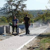 Тротуарна доріжка від Олексіївського СБК до ДНЗ колосок