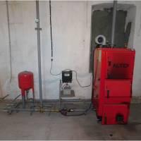 Нова система опалення Смирновської філії Олексіївського СБК