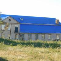 Ремонт даху Олексіївського СБК