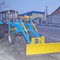 Трактор КП