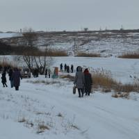 Водохреща села Смирнове 2017