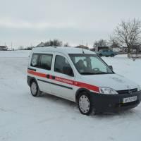 Водохреща село Смирнове 2017, медики