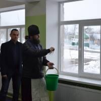 Відкриття відремонтованого залу для занять з дзюдо в Смирновському БК