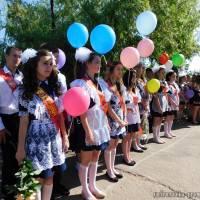 Олексіївський НВК останній дзвоник 2018 01