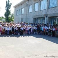 Олексіївський НВК останній дзвоник 2018 04