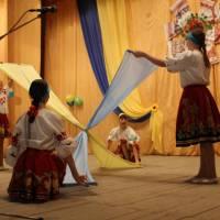 Танець для гостей на 210 річниці с. Смирново