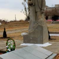 Пам'ятник генералу-лейтенанту А.К. Смирнову