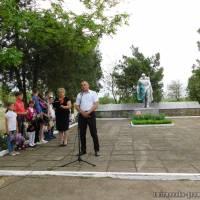 Вшанування памяті загиблим у Другій Світовій Війні02