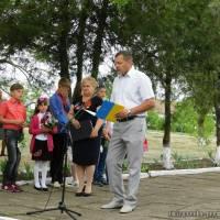 Вшанування памяті загиблим у Другій Світовій Війні07