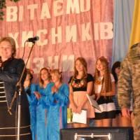 Концерт приурочений дню захисника України