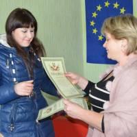 День працівників культури, привітання Кривицькій Юлії Вікторівні