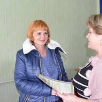 День працівників культури, привітання Бабенко Світлані Олександрівній
