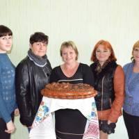 День працівників культури, смачний пиріг до свята