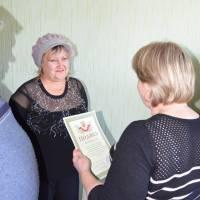 День працівників культури, привітання Кузьменко Ларисі Володимирівні