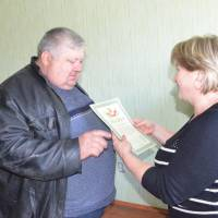 День працівників культури, привітання Кузьменко Миколі Миколайовичу