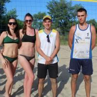 У Водяному пройшов турнір з пляжного волейболу