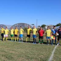 Турнір з футболу пам'яті Зубка Г.М. та Скрипника А.І.
