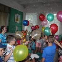 День захисту дітей у Водянській ОТГ