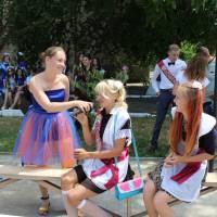 Свято останього дзвоника закладів загальної середньої освіти Водянської сільської ради