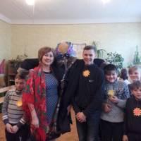 Масляна в Дніпровській загальноосвітній школі І-ІІІ ступенів №2