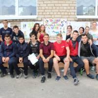 Тиждень фізичної культури та спорту у Водянській ЗОШ №1