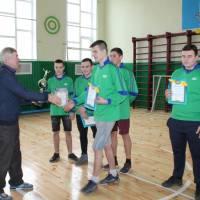 Турнір з волейболу на кубок Ф.О.Окатенка