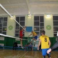 Турнір з паркового волейболу МІКС