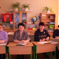 Засідання МО вчителів початкових класів Водянської ОТГ