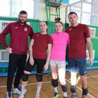 У Водяному відбувся  турнір з паркового волейболу (мікс)
