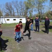 3-х денні навчально-польові збори