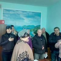 Сесія сільської ради 2016