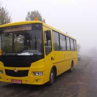 Урожайнівський шкільний автобус