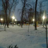 Реконструкція освітлення паркової зони в с. Воскресенка