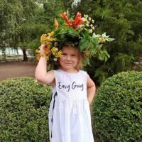 Крячуненко Марія 4 роки с. Воскресенка