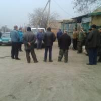 село Кінські Роздори 16 березня 2017 року