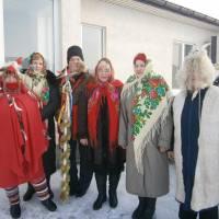 колектив Воскресенського СБК