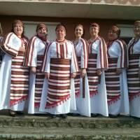 колектив Кінськороздорівського СБК