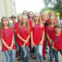 танцювальний колектив Кінськороздорівського СБК