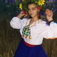 Коноваленко Софія 12 років с.Воскресенка