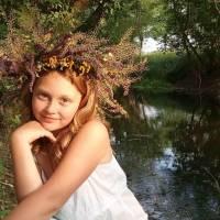 Панасенко Марина 8 років с.Воскресенка